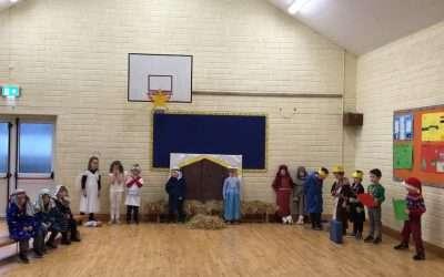 Junior and Senior Infants Nativity Play – Video