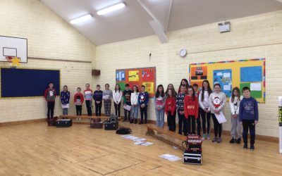 5th and 6th Class Christmas Performance – Videos