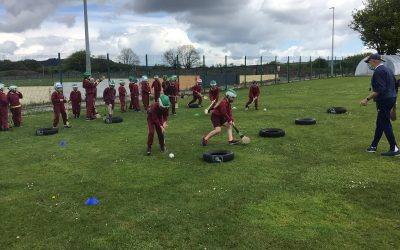 Hurling – Juniors Infants to 2nd Class – Paddy Corkery
