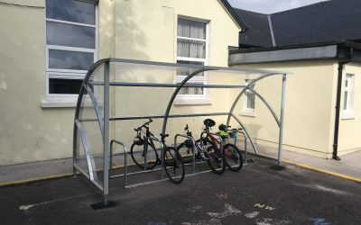 Bicycle Parking Installation