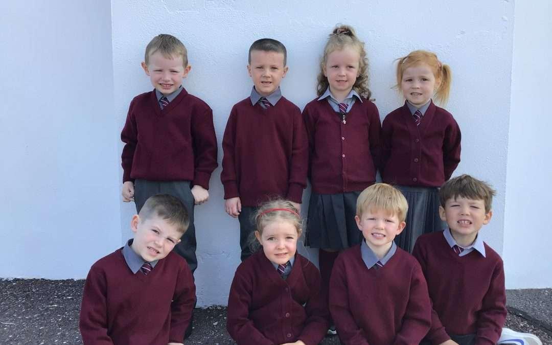 Junior Infants 2021