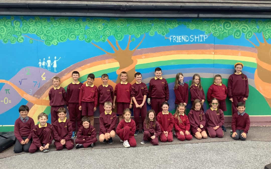 Third and Fourth Class begin a new school year